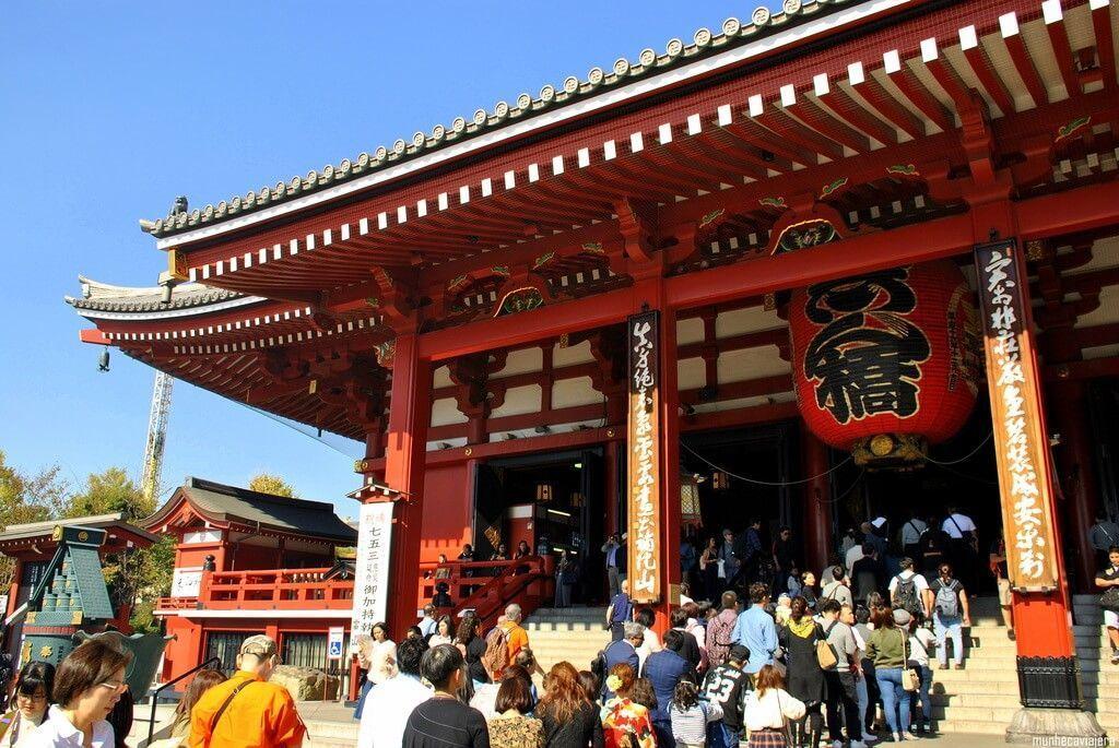 Templo Senso-Ji, Asakusa, tokio