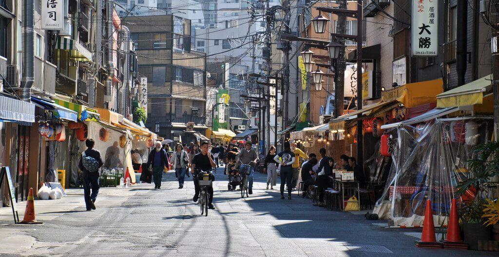 qué ver en Asakusa, tokio