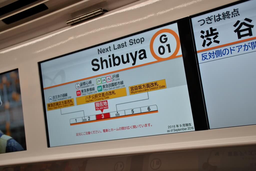 Línea G de metro