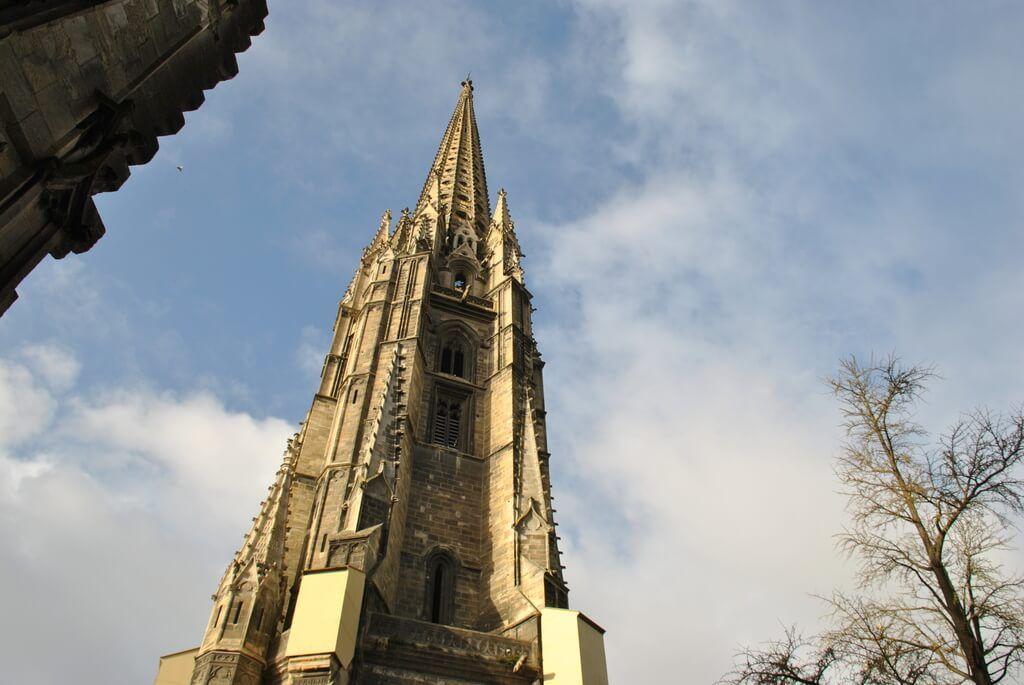 La Flèche, campanario de la Basílica de Saint Michel