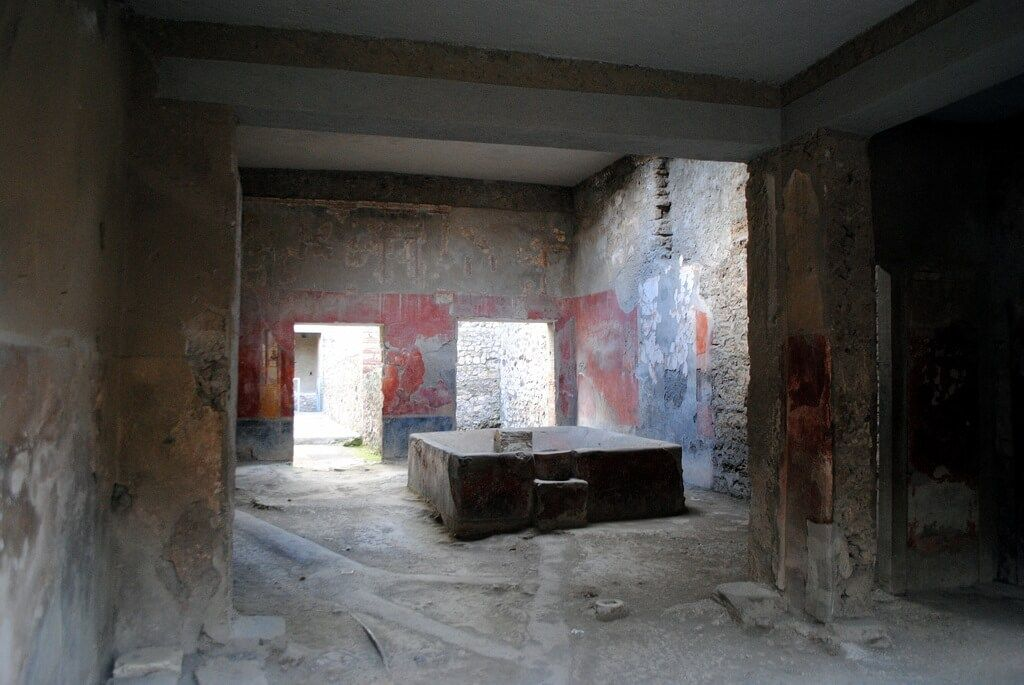 guía de Pompeya