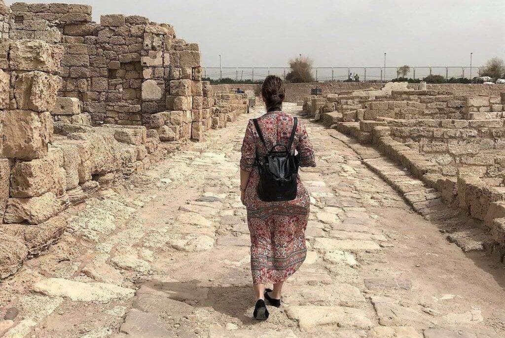 qué ver en Cesarea, Israel