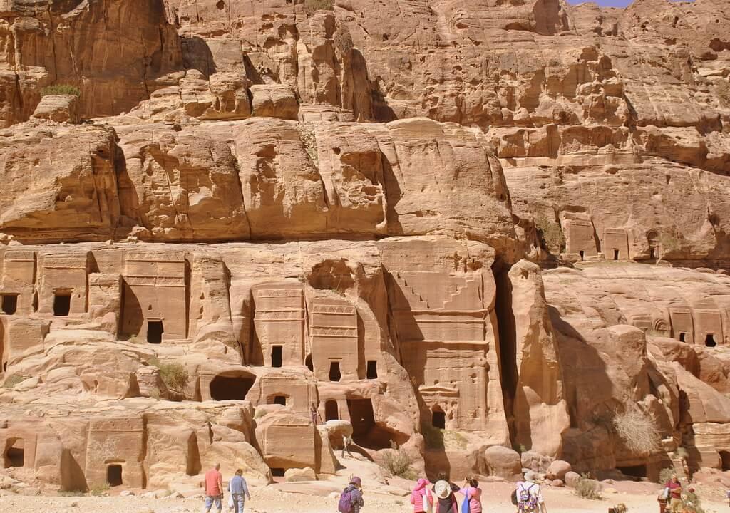 qué ver en Petra