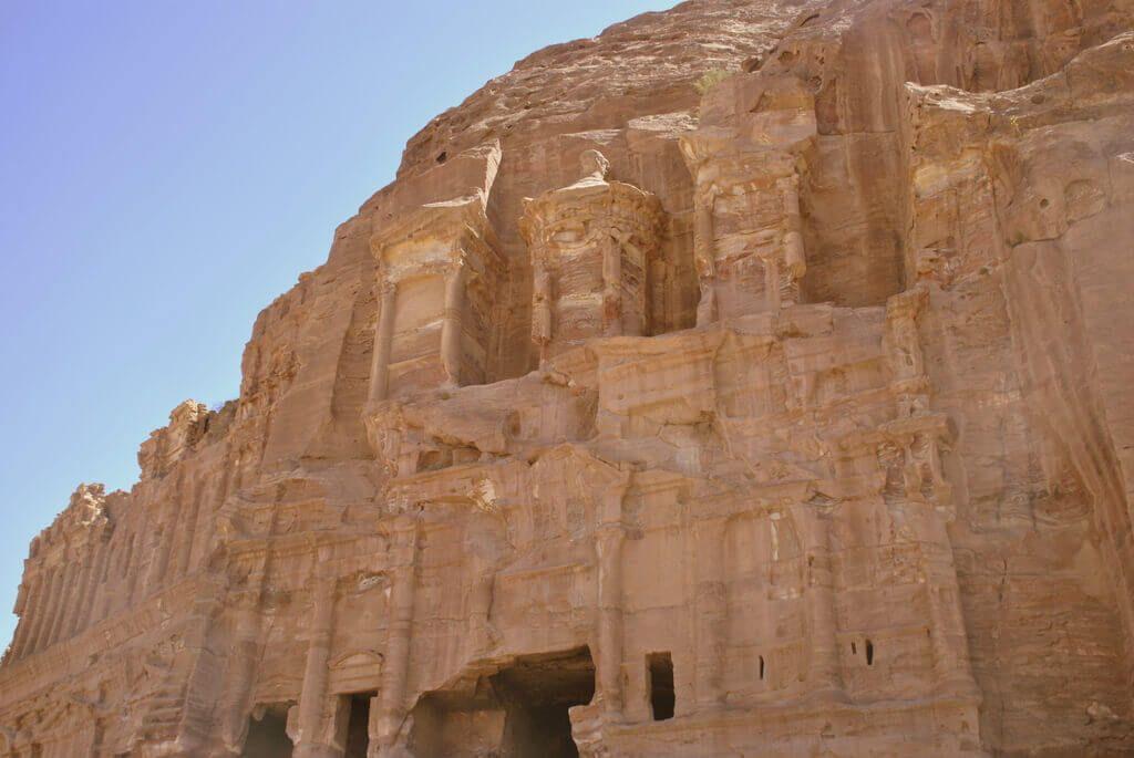 tumbas reales de Petra