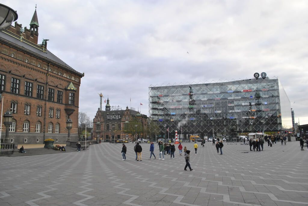 Plaza del Ayuntamiento, Copenhague