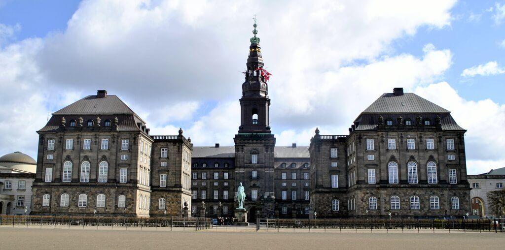 Christiansborg Slot, Copenhague