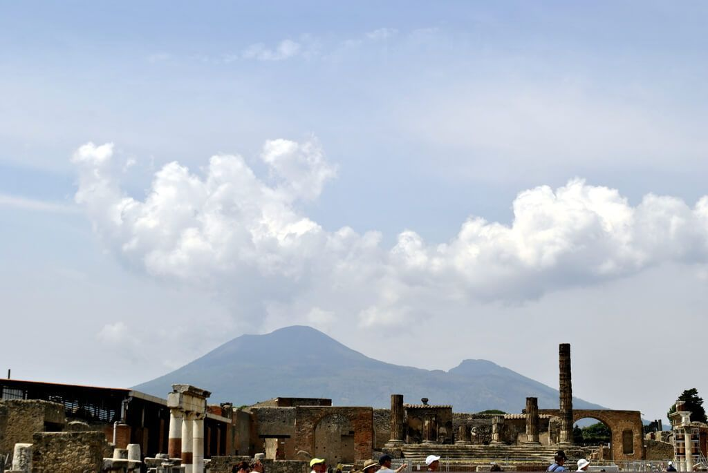 guía para visitar pompeya