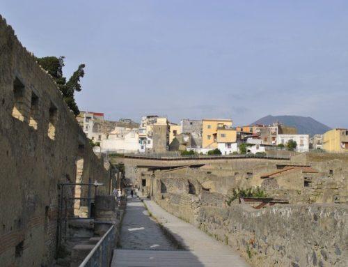 Herculano: guía para visitar las ruinas
