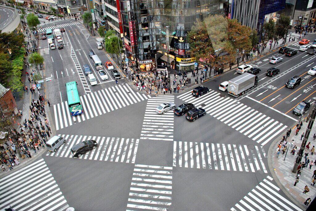 qué ver en Chiyoda, Marunouchi y Ginza
