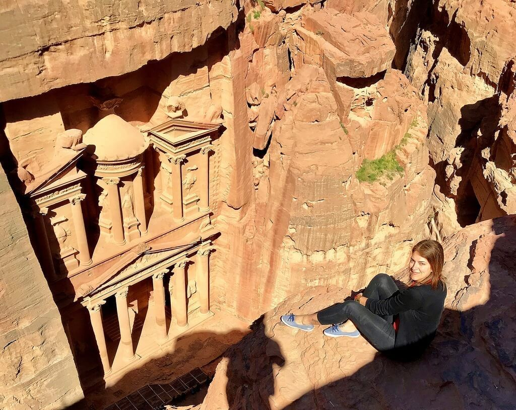 guía para visitar Petra