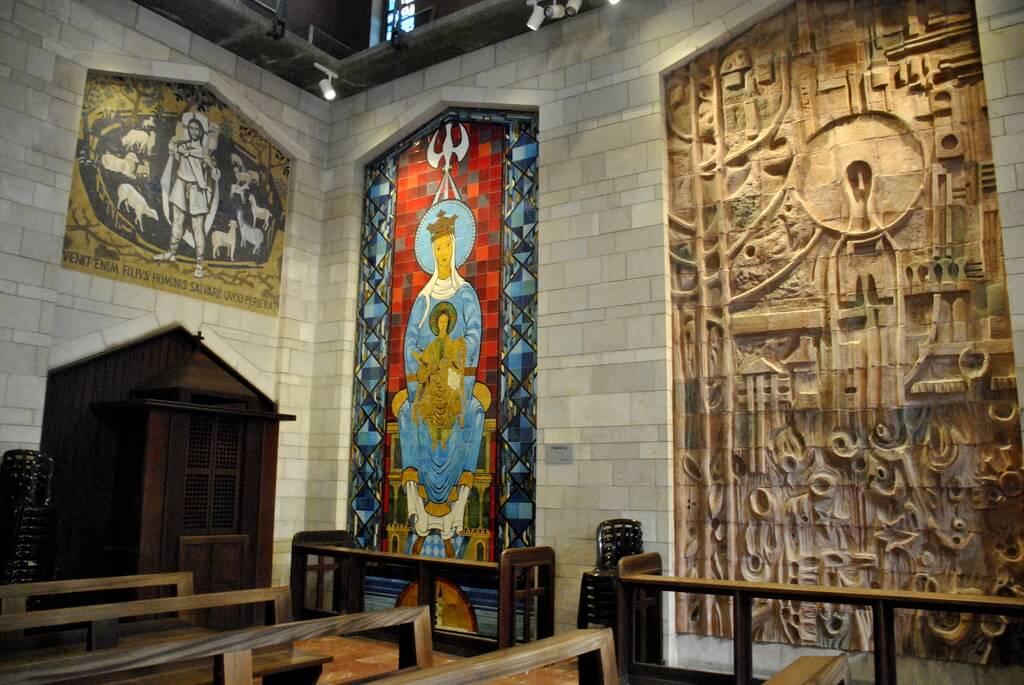 Basílica de la Anunciación Nazaret