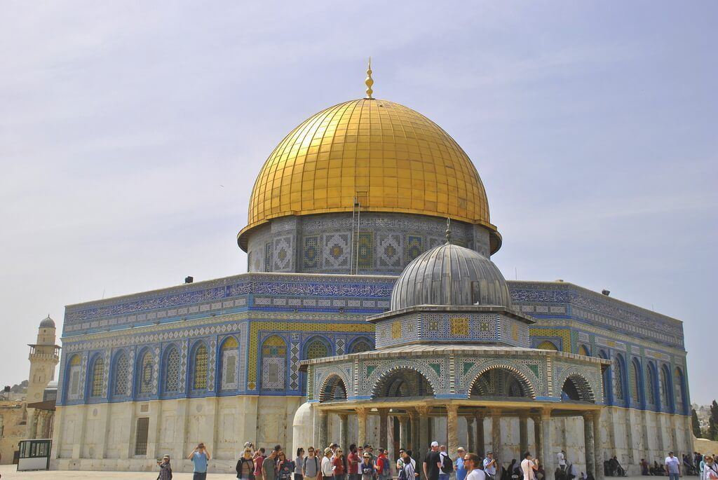 barrio musulmán de Jerusalén