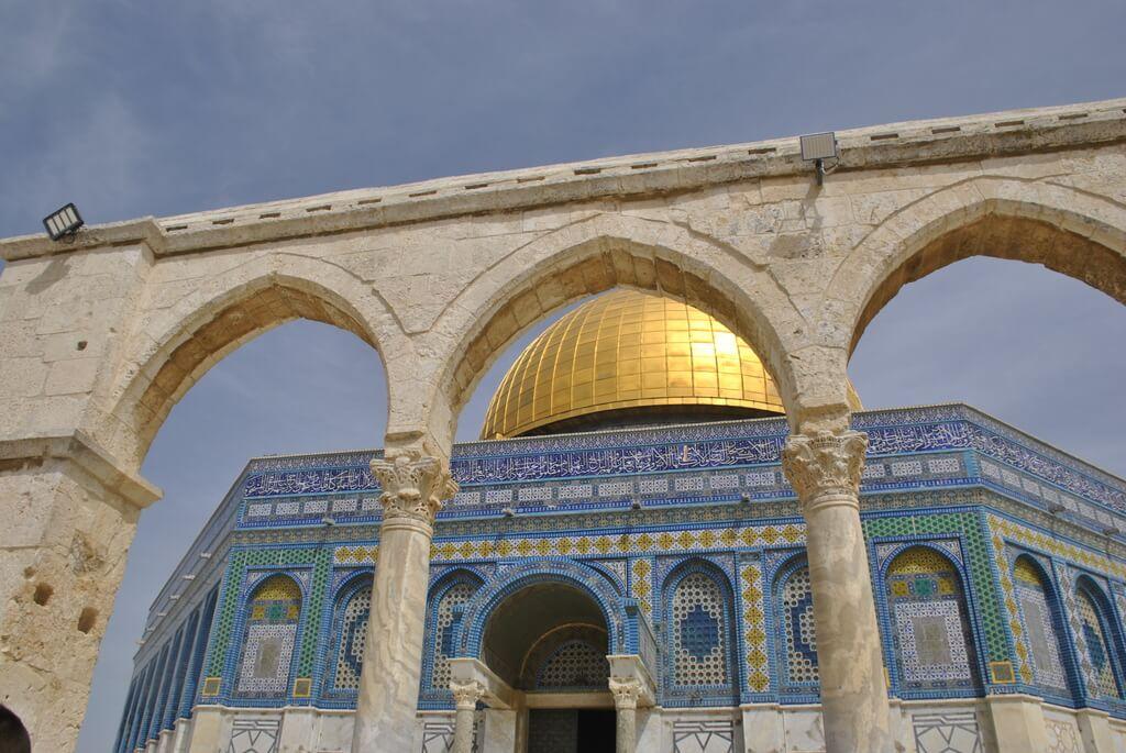 cúpula de la Roca, Jerusalén