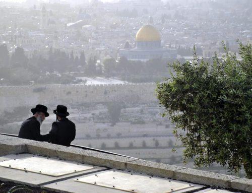 Guía práctica para visitar Jerusalén + mapa detallado