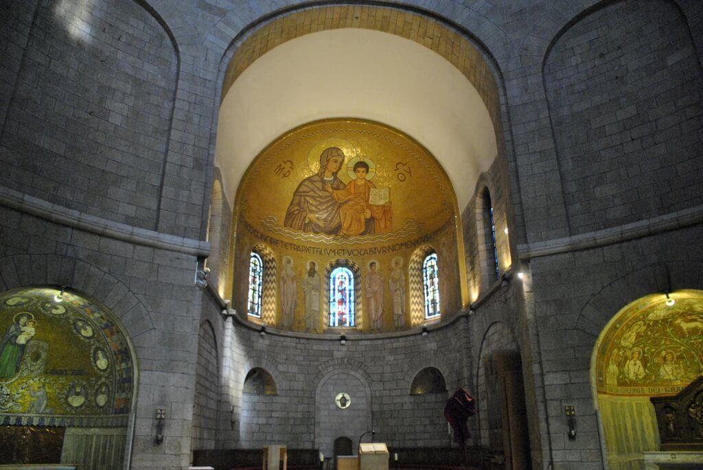 Iglesia de la Dormición de María