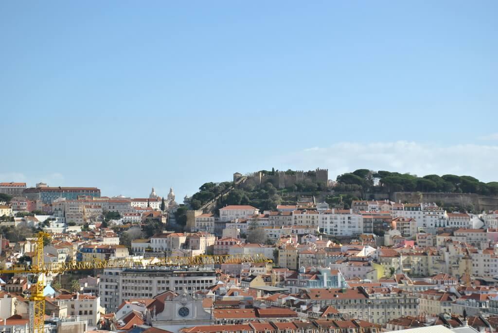 las mejores vistas de Lisboa