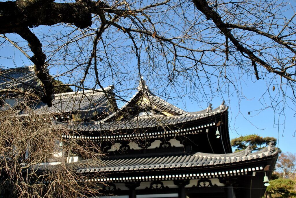 Templo principal del Hase-Dera