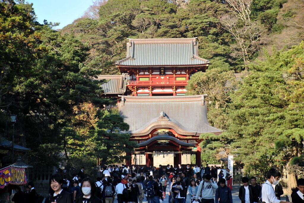 Santuario Tsurugaoka
