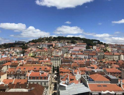 Los mejores miradores de Lisboa + mapa