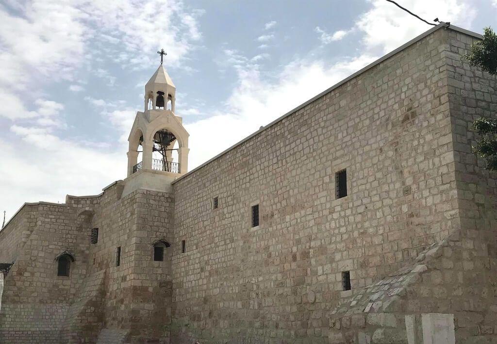 Basílica de la Natividad de Belén