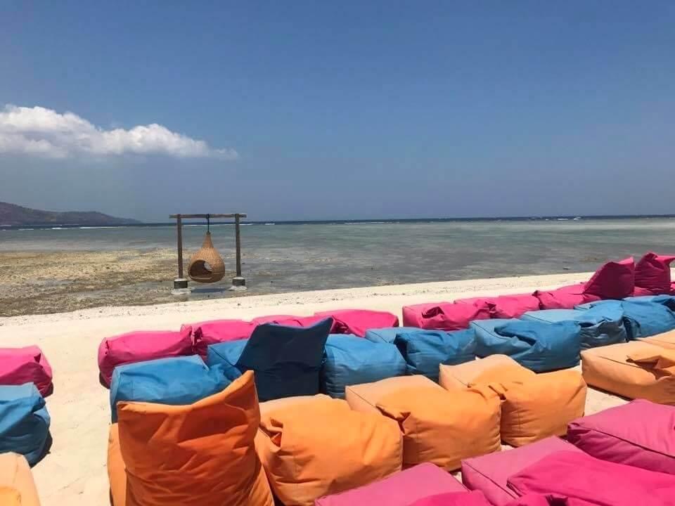 Relax en Gili Air