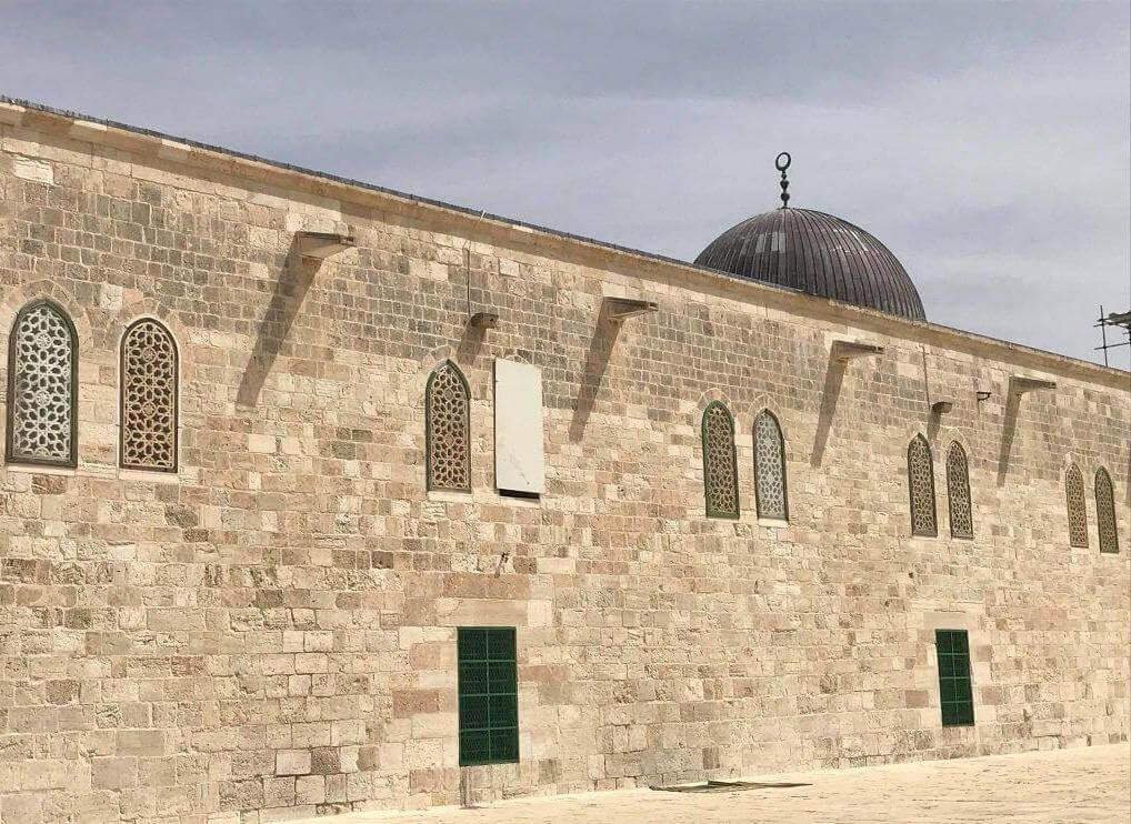 Explanada de las Mezquitas, Jeusalén