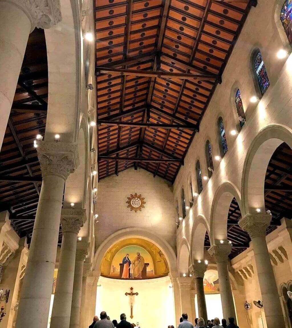 Iglesia de San José, Nazaret