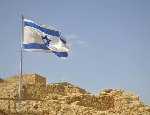Masada, la fortaleza del Mar Muerto