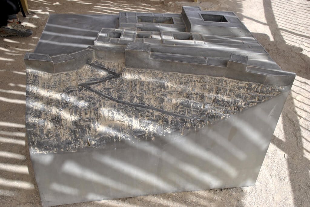 ruinas de Masada