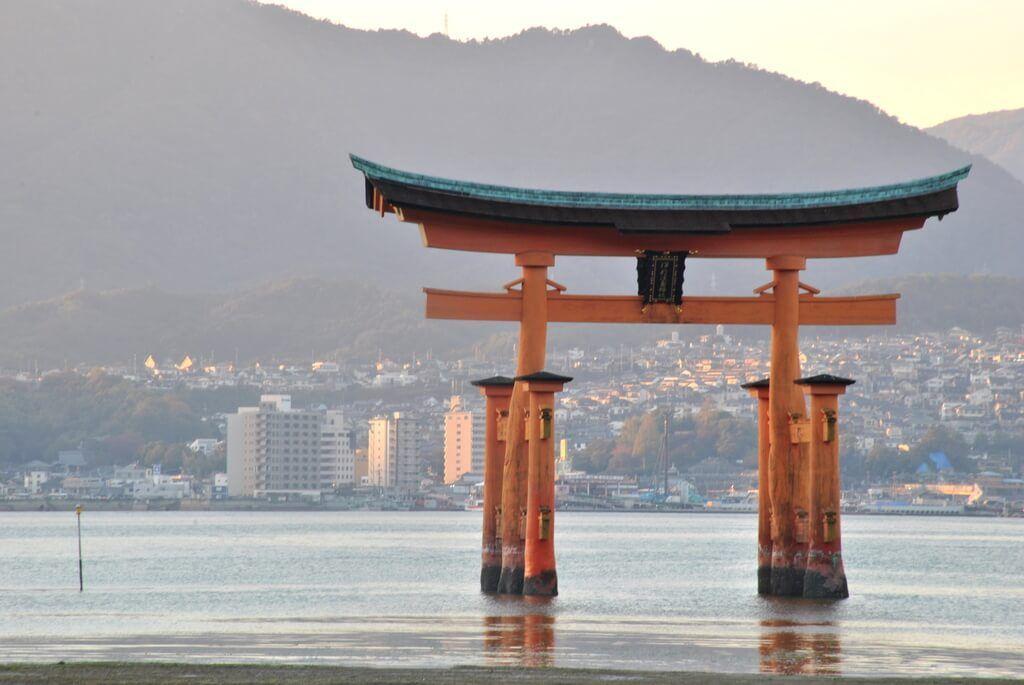 Gran Torii de Miyajima