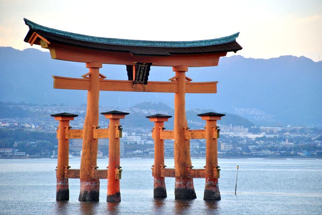guía para visitar la isla de Miyajima