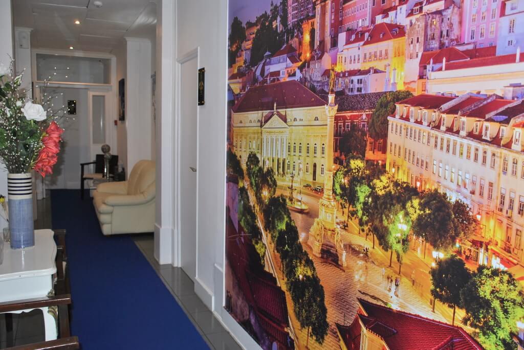 Decoración del PH Downtown Suites