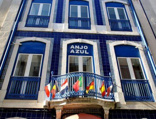 Alojamientos para dormir en Lisboa