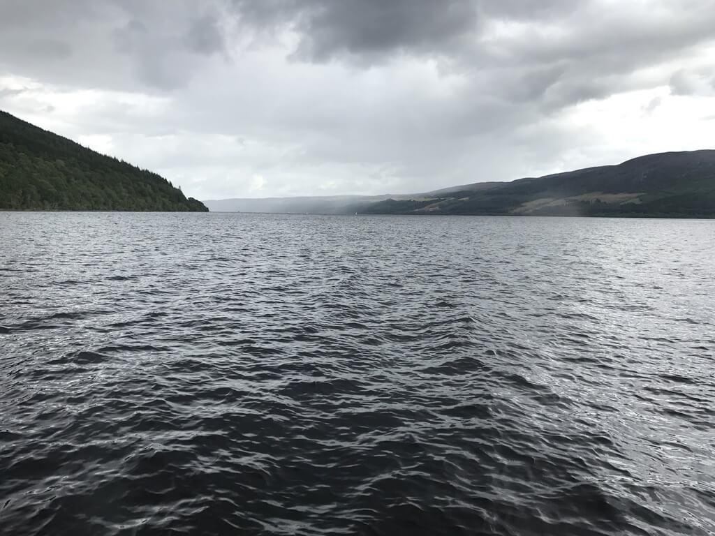 La inmensidad del lago