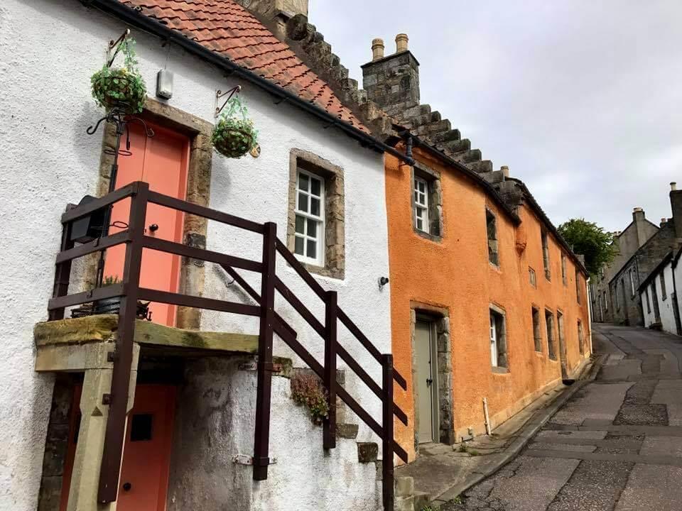 qué ver en Culross, Escocia