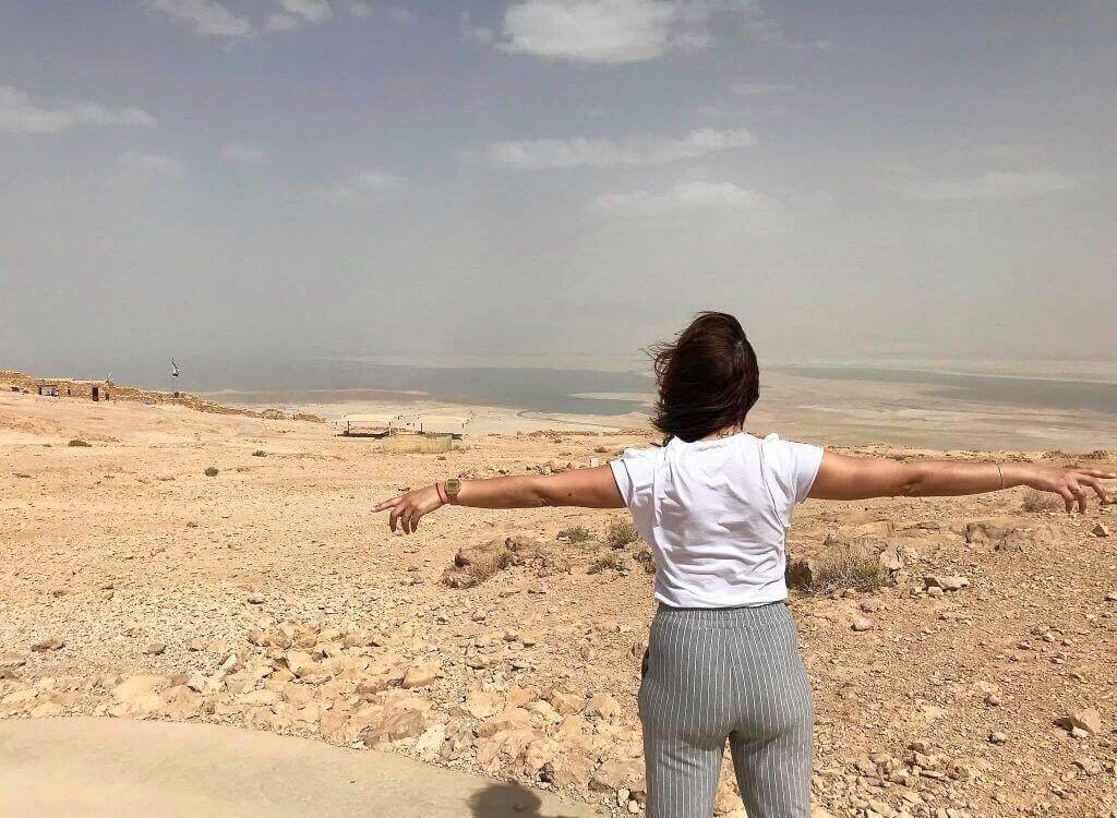 qué ver en Masada, Mar Muerto