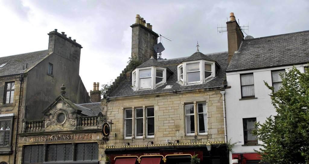 Avda principal de St Andrews