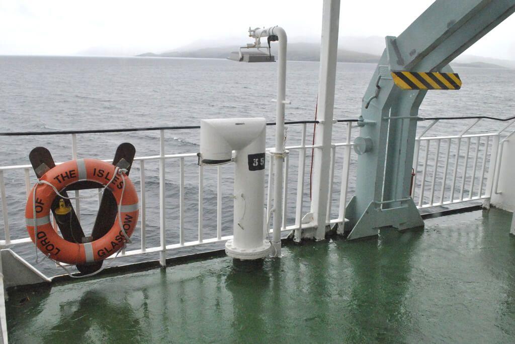 ferry Armadale-Mallaig