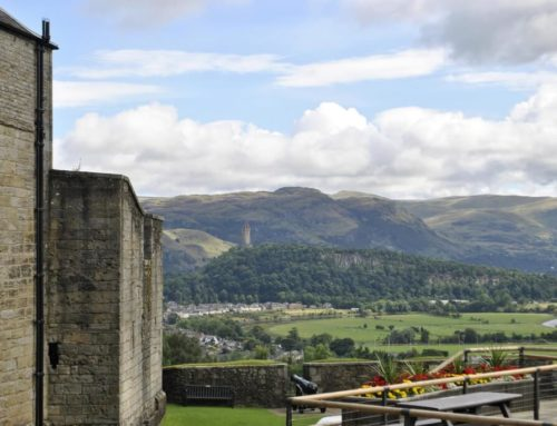 Ruta por Escocia IV: Stirling, la ciudad de William Wallace