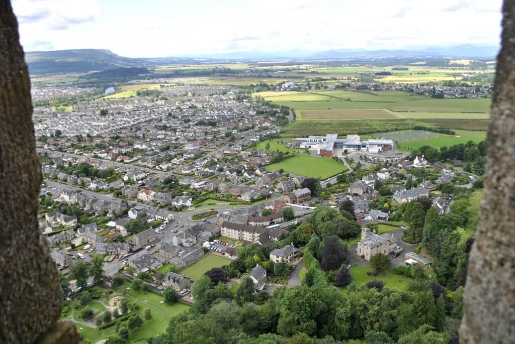 qué ver en Stirling