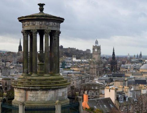 Ruta por Escocia V: descubriendo Edimburgo en 2 días