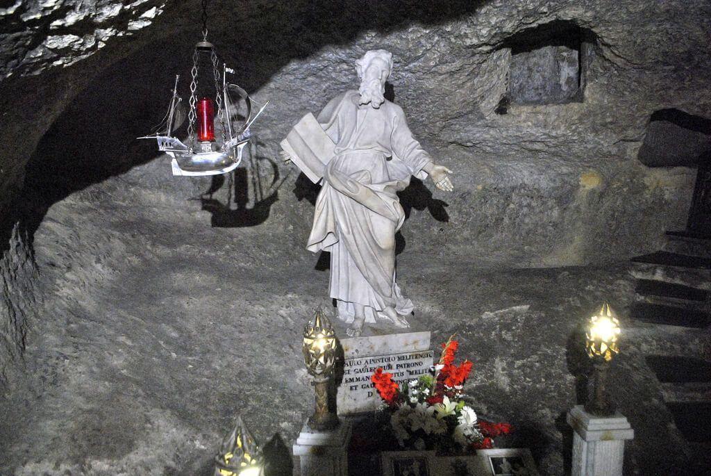 catacumbas de San Pablo
