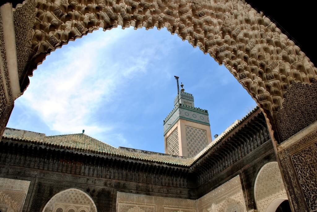 Mezquita de la Madrasa Bou Inania