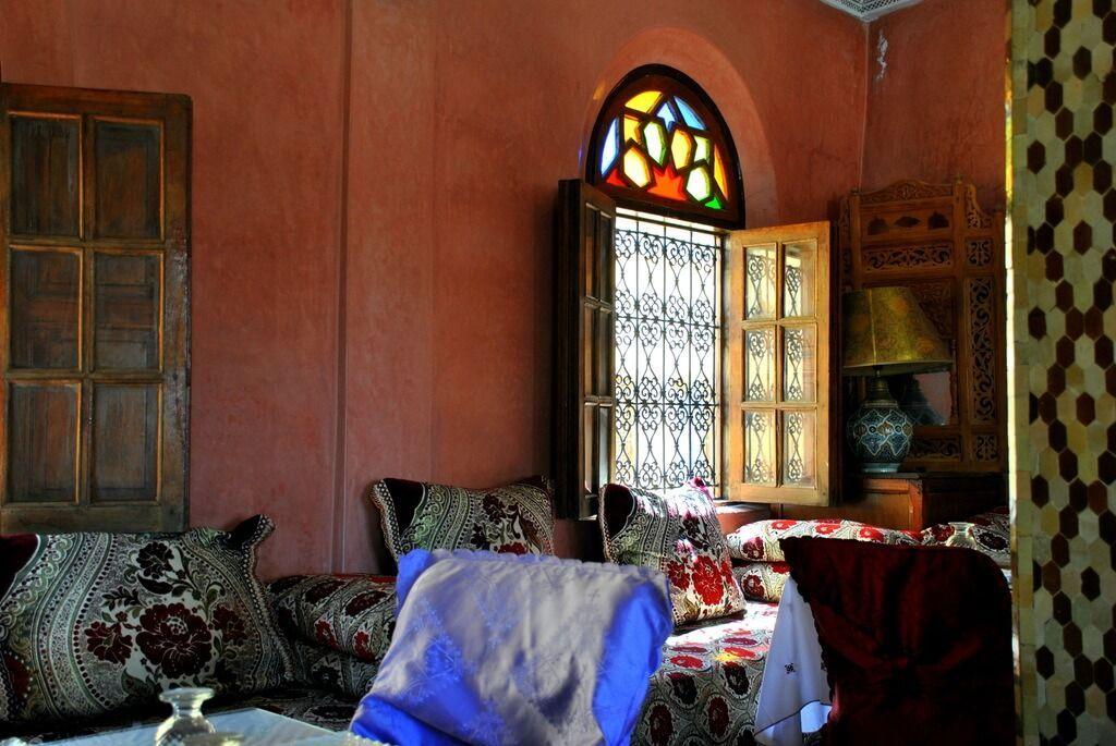 Interior Restaurante Benyamna