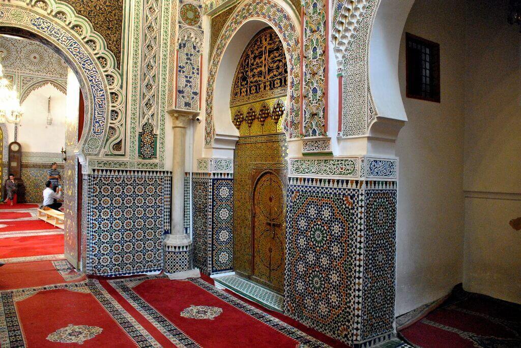 Mausoleo Sidi Ahmed Tijani