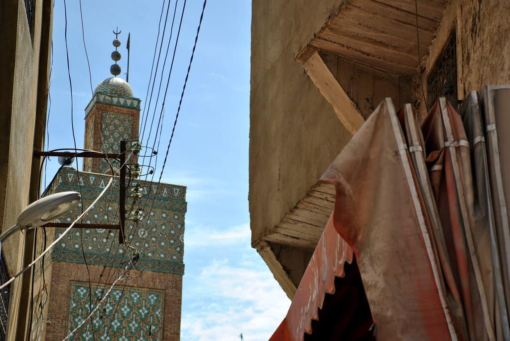 Rincones del barrio andalusí de Fez