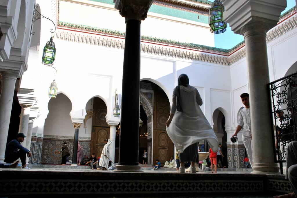 Mausoleo de Mulay Idriss