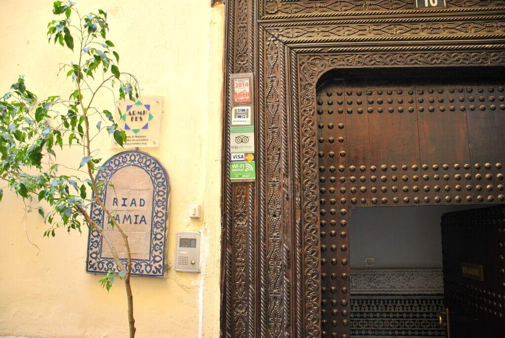 ¿Viajas a Fez? Te cuento dónde dormir
