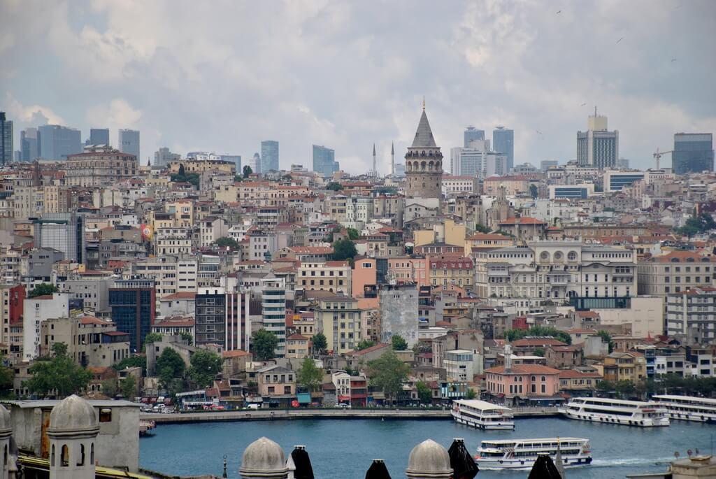 ruta de 10 días por Turquía