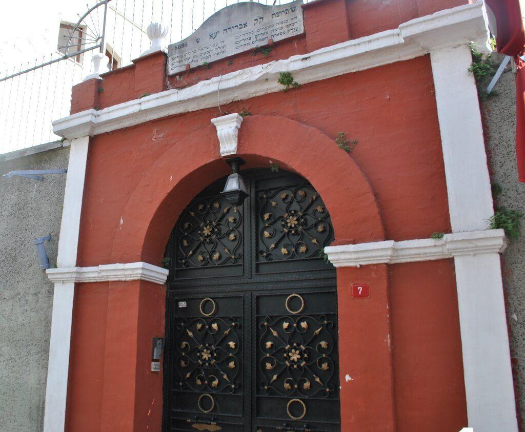 barrio judío de Estambul